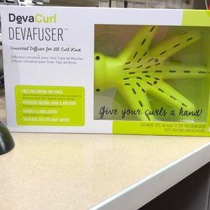 DevaCurl Devafuser diffuser